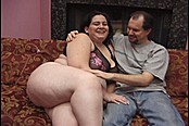 Huge Chick Gets Her Fat Pussy Fucked