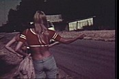 Hitch Hiking Hippie Gives A Blow Job