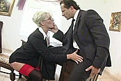 Very Hot Secretary Scene And Fuck