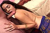 Moist Yahira Oozes Sexuality