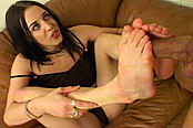 Deja Dare Deep Throats And Foot Jobs