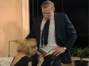 Kinky blond bitch haves ass fucked