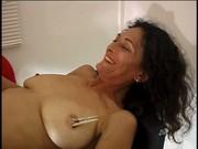 Horny mature slut reveals her lust