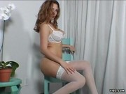 Starlet's body is jaw-droppingly erotic