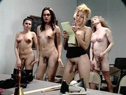 Tranny students taught by naughty professors