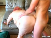 Mature slut is one hell of a sex pig