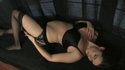 Brunette sex doll prefers hand fucking